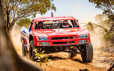 GTurbo, Rod Hatter Memorial Perenjori 360