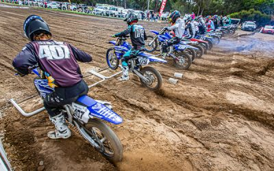Perkins Builder's Best in the West Motocross Open