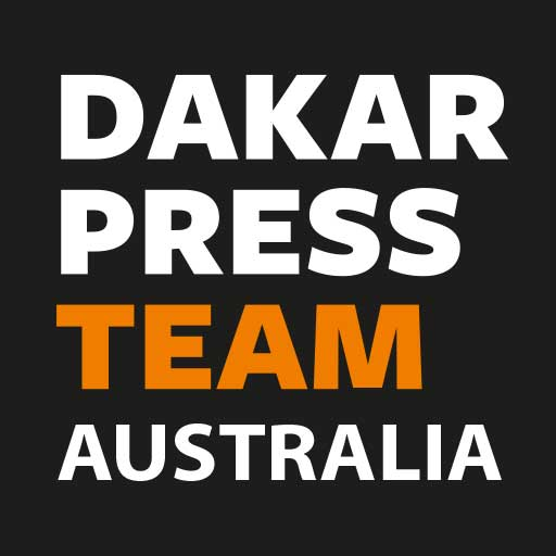 Dakar Press Team Australia